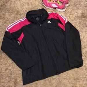 Women's size M Adidas lightweight jacket